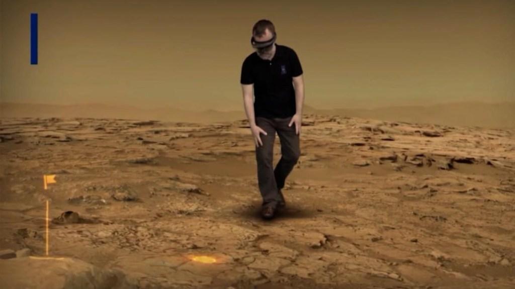 Así podrás explorar Marte con ayuda de la NASA