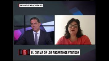 El testimonio de una argentina varada en Florida