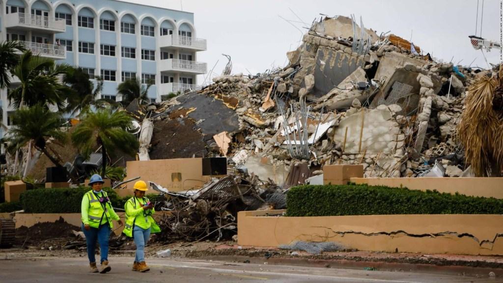 La dificultad que enfrenta el operativo en Miami