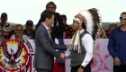 Indigenous peoples enjoy greater freedom in Canada