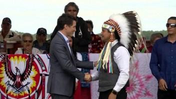 Indígenas en Canadá alcanzan mayor independencia
