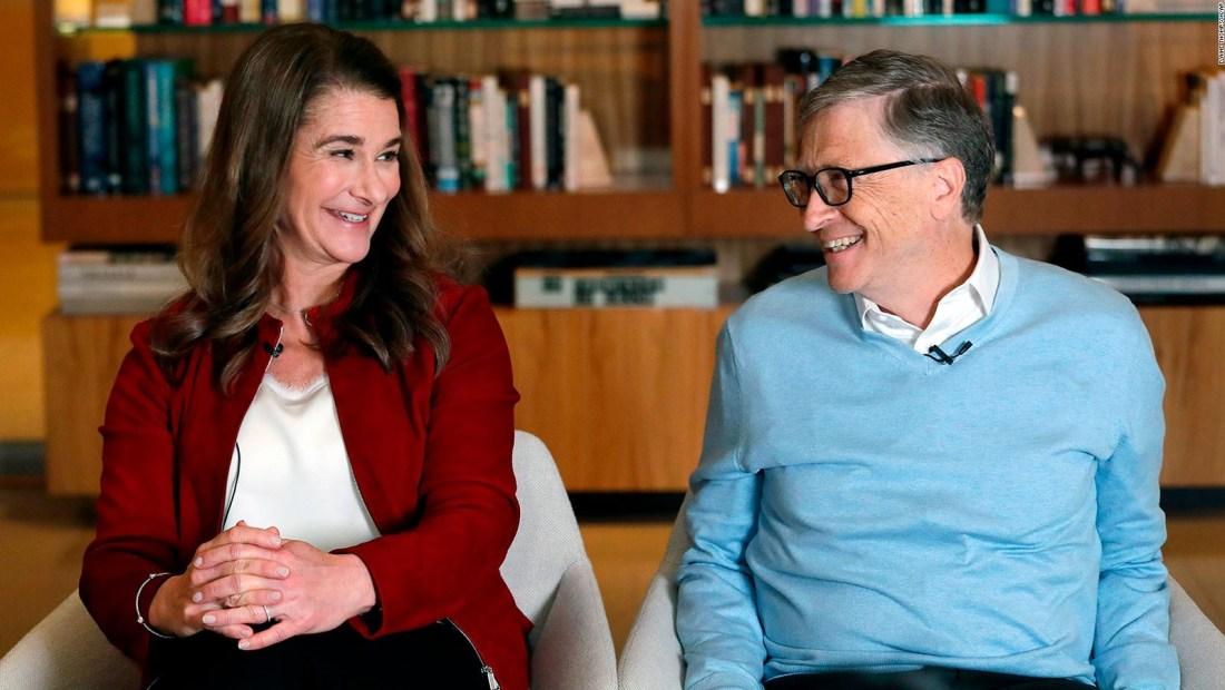 ¿Seguirán Bill y Melinda Gates al frente de su fundación?