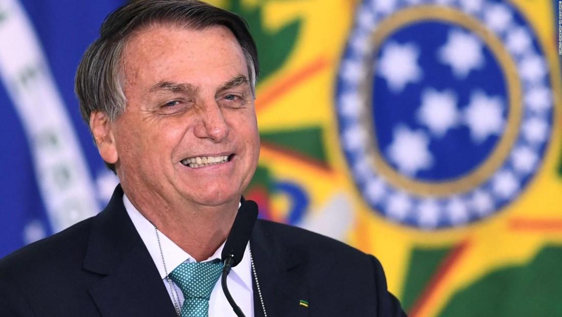 Bolsonaro dio su pronóstico de la final Copa América