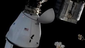 La nave SpaceX Dragon inicia su regreso a la Tierra
