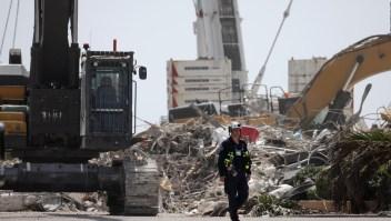 Asciende a 78 las muertes por el derrumbe en Miami