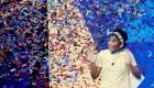 Joven negra gana concurso de ortografía por primera vez