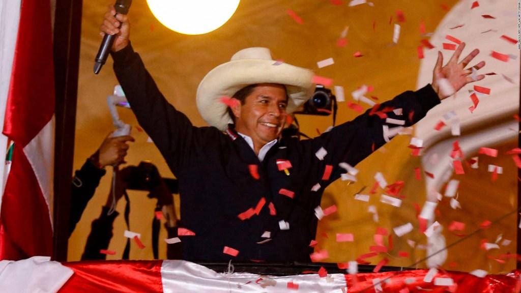 Castillo dice que no es comunista, pero provoca temores