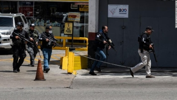 Caracas pandillas tiroteos