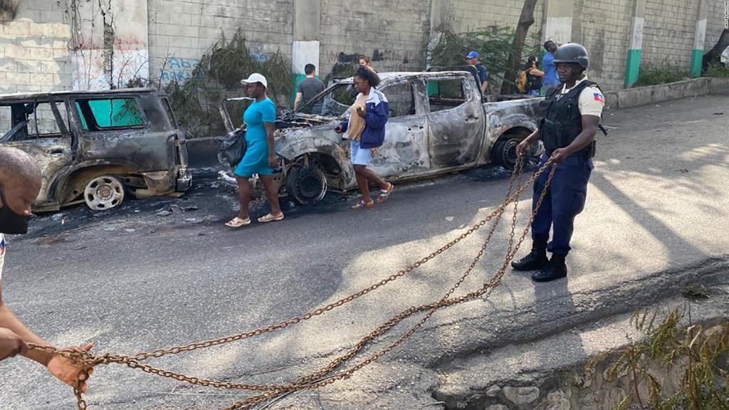 The assassinated regional plot in Haiti is expanding