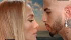 """Jlo y Rauw Alejandro lanzan el video de """"Cambia el paso"""""""