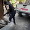 Así quedó el área de enfrentamientos en Puerto Príncipe