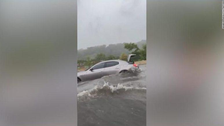 no volver a usar Grandes inundaciones en Nueva York por tiempo extremo