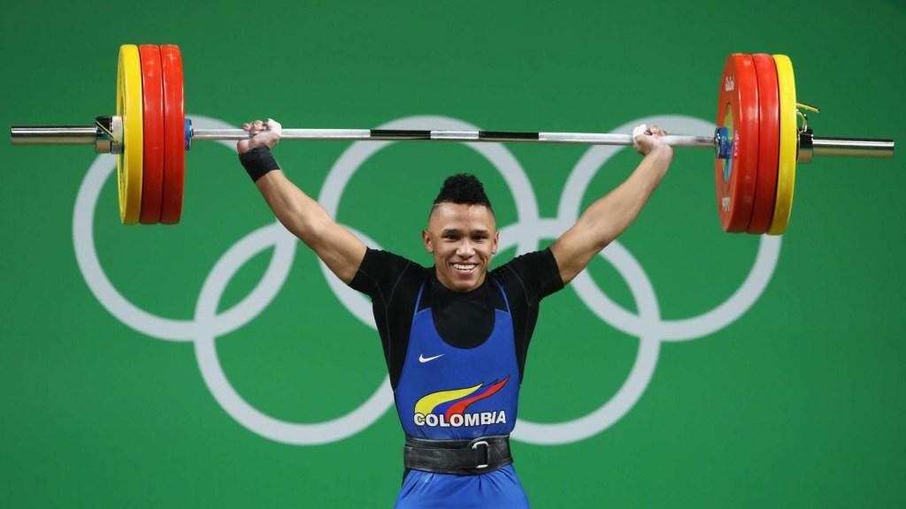 El momento que Luis Javier Mosquera se enteró que es medallista olímpico