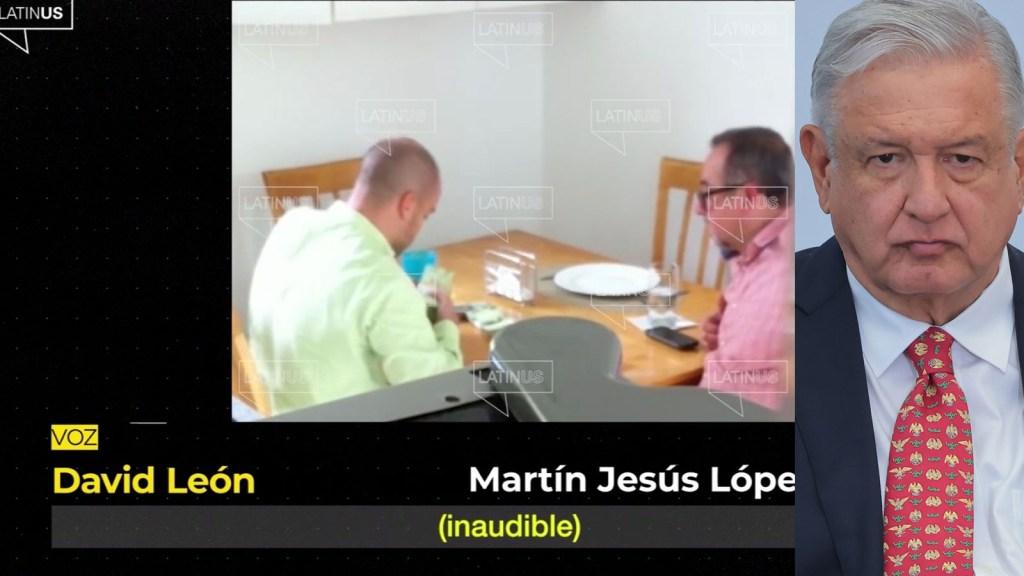 Video de Latinus, hermano de AMLO