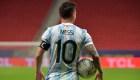 Messi, determinado a gritar campeón con Argentina
