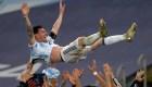 Lionel Messi publica una carta tras ganar la Copa América