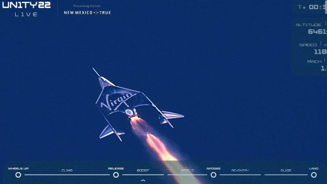 Así está la batalla por el turismo espacial