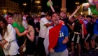 Era la notte a Roma dopo aver vinto Euro 2020