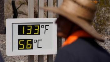 EE.UU registra temperaturas atípicas para época del año
