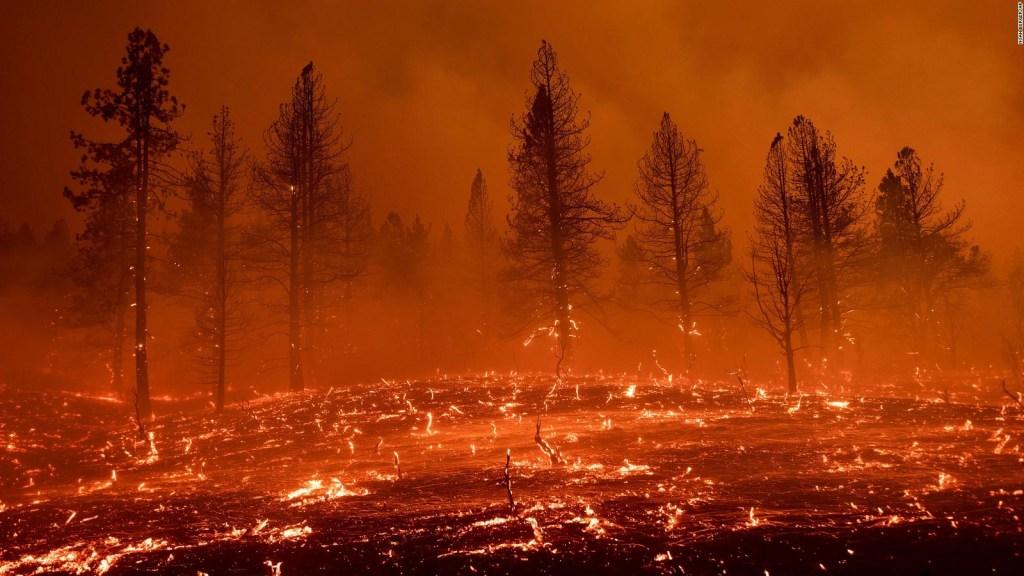Wildfires evacuate 3,000 people in California