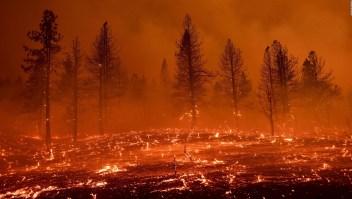 Incendio forestal deja 3.000 evacuados en California