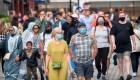 La pandemia está lejos de acabar, dice oficina de la OMS