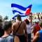 Funcionaria cubana niega levantamiento en el país