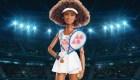La Barbie de Naomi Osaka es un éxito en ventas