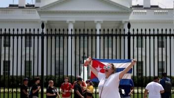 ¿Cómo desafían a EE.UU. las protestas en Cuba?
