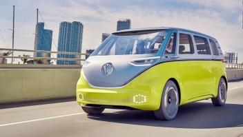 Volkswagen quiere impulsar ventas con esta van eléctrica