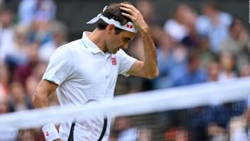 Se desvanece el sueño olímpico de Roger Federer