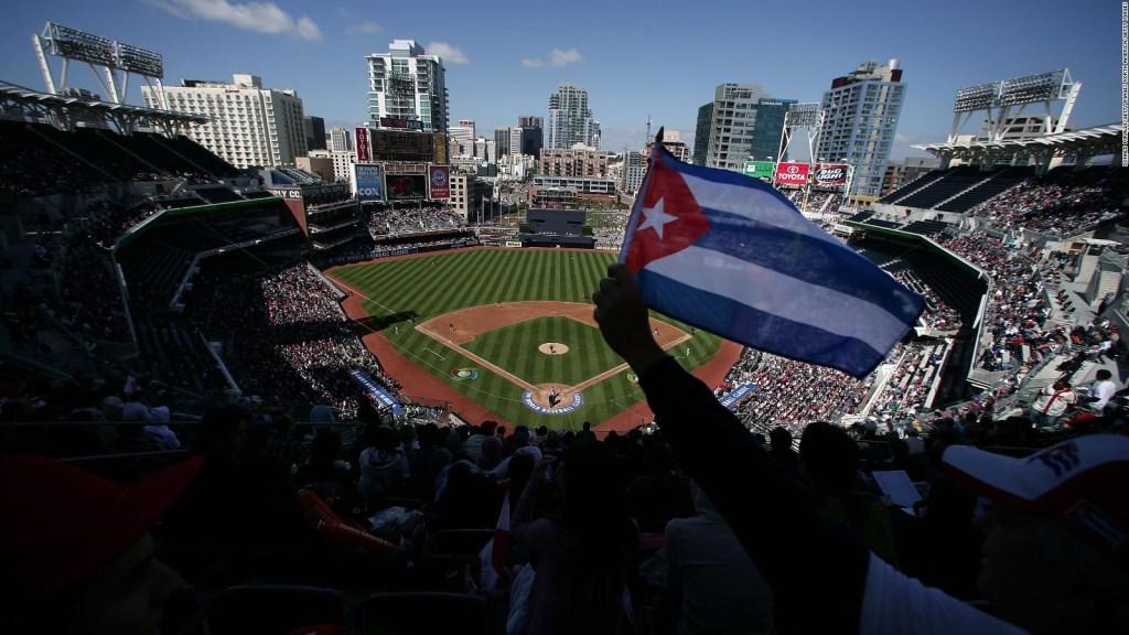 Les sports se prononcent sur la situation à Cuba