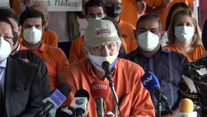 Sabíamos el riesgo que corría, dice papá de Freddy Guevara