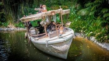 Disney presenta una nueva versión de Jungle Cruise