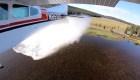 Video: mira esta sorprendente lluvia de peces