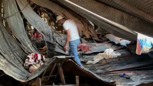 Más de 90 muertos tras incendio en hospital iraquí