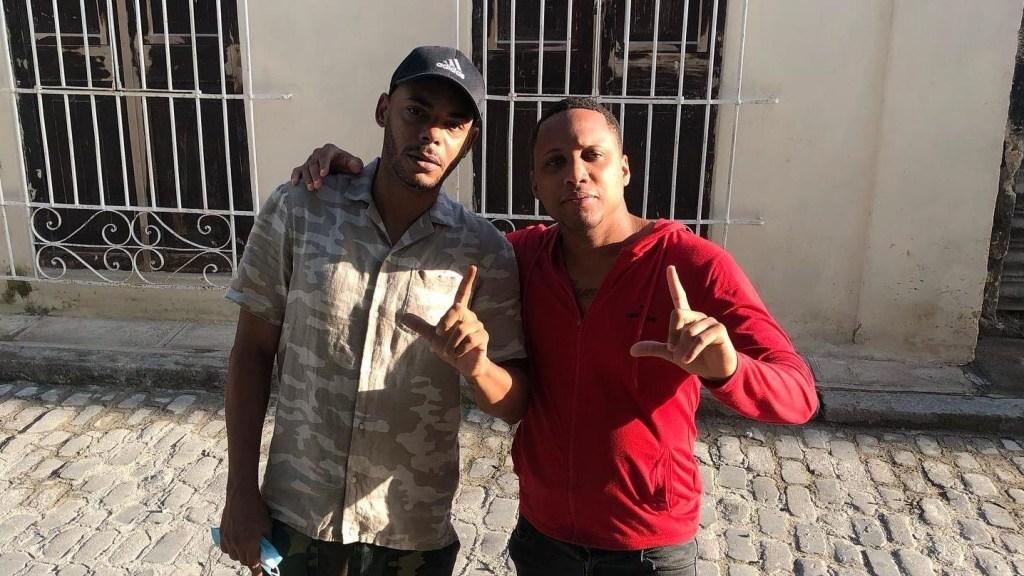 Artista cubano liberado: Me llevaron preso por mis ideas