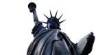 Francia envía nueva Estatua de la Libertad a EE.UU.