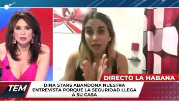 ¿Qué dijo Dina Stars tras ser liberada?