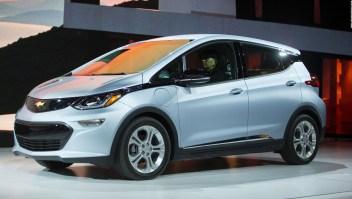 Alertan riesgo de incendio en autos eléctricos Chevy