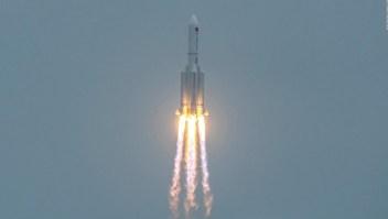 China enviará 23 cohetes para desviar asteroide gigante