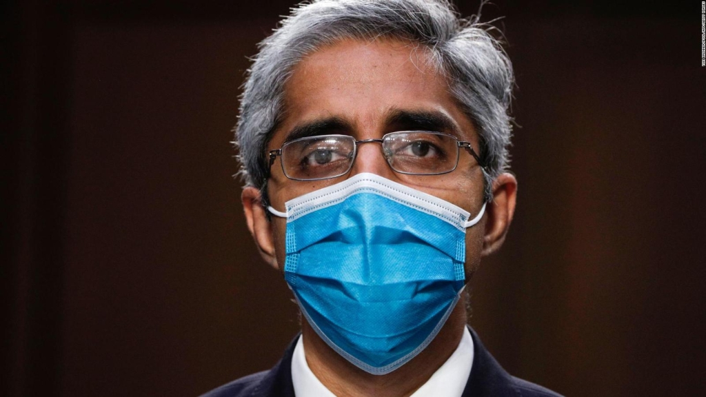 Murthy: Health misinformation in the US kills us