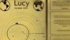 La NASA llevará un importante mensaje en su misión Lucy