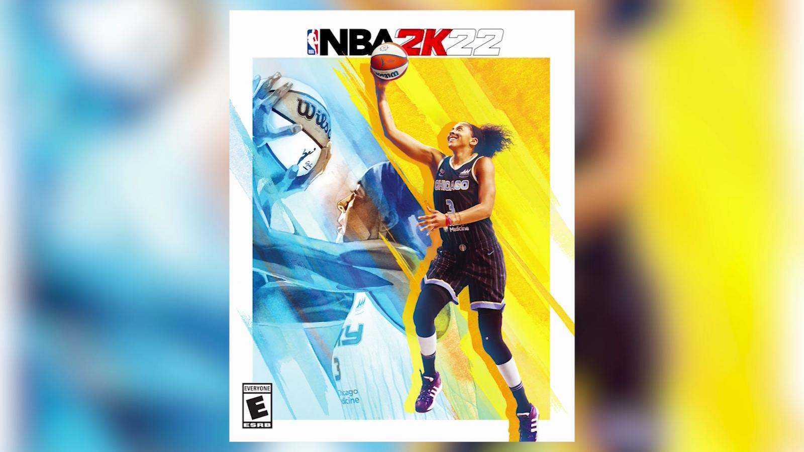 Por primera vez, una mujer estará en la carátula del videojuego NBA 2K