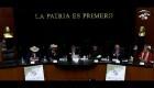 Así cantaron senadores de México en homenaje a Lalo Mora