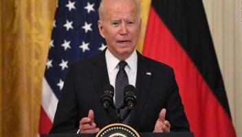 "Biden: ""Cuba es, desafortunadamente, un Estado fallido"""