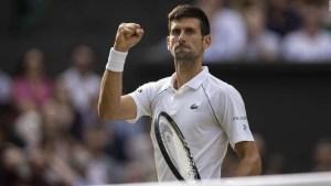 La flexibilidad de Djokovic en la villa olímpica