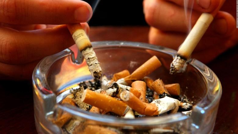 5 acciones para dejar de fumar
