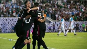 """El """"Tri"""" necesita clasificar de primero en la Copa Oro"""