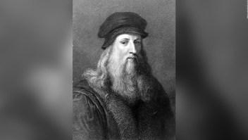 Leonardo Da Vinci tendría 14 descendientes vivos